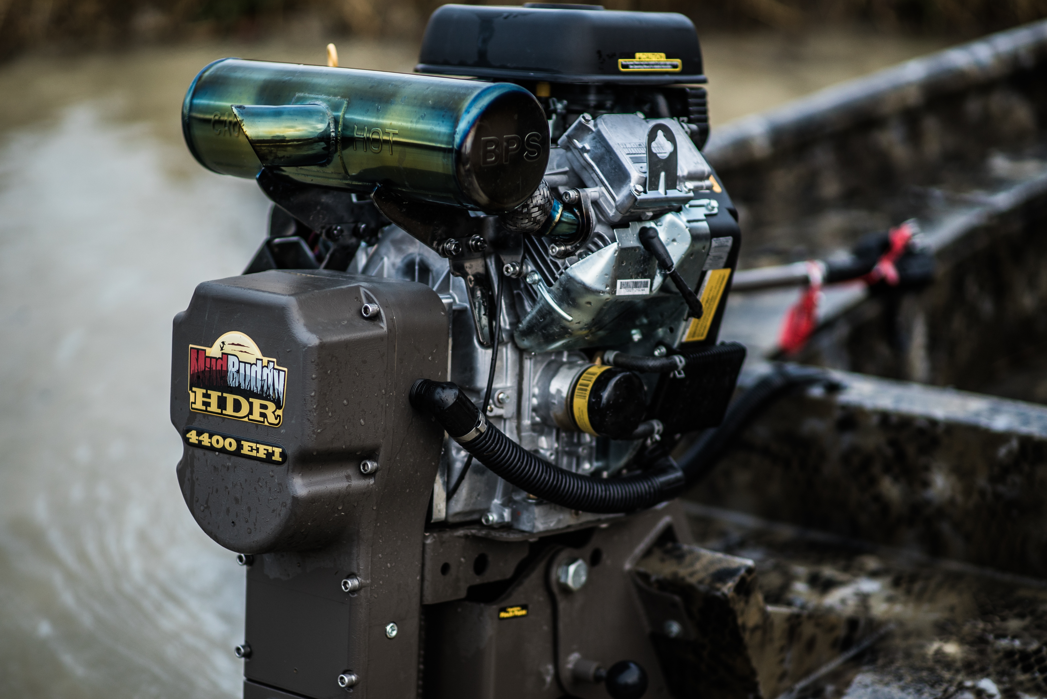 Hd hdr mudbuddy for Best mud motor on the market